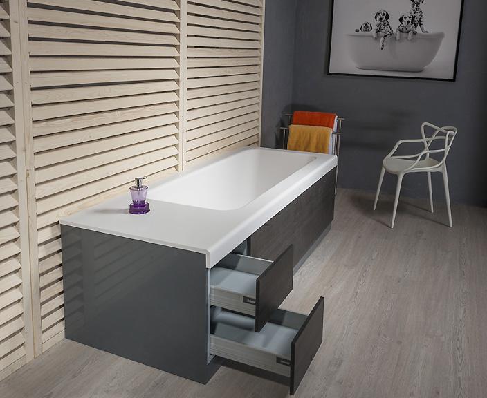 Fugenlose Dusche Material : RenoDeco – Kreative Wandgestaltung liegt im Trend. – Sanolux GmbH